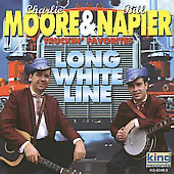 Importer des Moore & Napier - marcheuse USA favoris [CD]