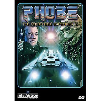 Phobe [DVD] USA import