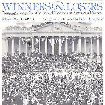 Peter Janovsky - Peter Janovsky: Janovsky, Peter: Vol. 2-Winners & Losers: Campaign Songs From the C [CD] USA import