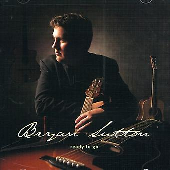 Bryan Sutton - Ready to Go [CD] USA import