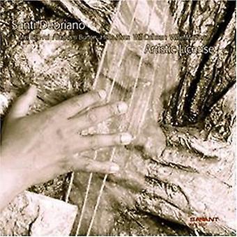 Santi Debriano - import USA licence artistique [CD]