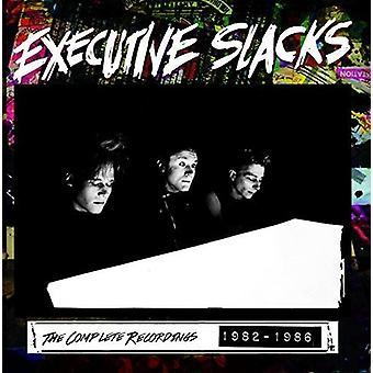 エグゼクティブ ・ スラックス - 全集 1982-1986 [CD] アメリカ インポートします。