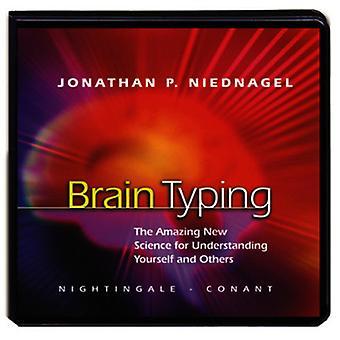 Jonathan Niednagel - Brain Typing [CD] USA import