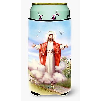 """يسوع الفصح هو """"نعالها عازل ارتفع المشروبات صبي طويل القامة"""""""