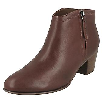 Ladies Clarks Casual Ankle Boots Maypearl Alice