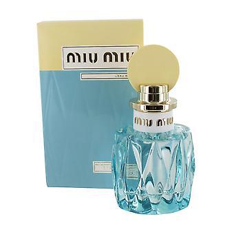 Miu Miu L'Eau Bleue 50ml Eau de Parfum Spray for Women