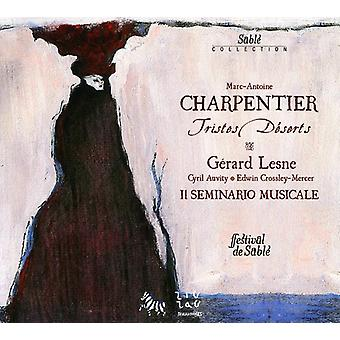 G. Charpentier - Charpentier: Tristes D Serts [CD] USA import