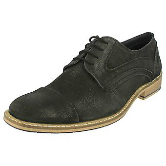 Mens Maverick Lace Up Shoe / Toecap