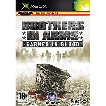 Brothers In Arms Earned In Blood (Xbox) - New