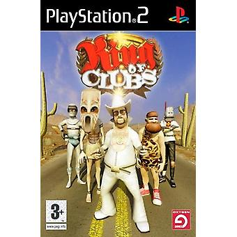King of Clubs (PS2) - Ny fabrik forseglet