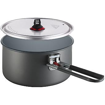 MSR Ceramic Solo Pot Lightweight Outdoor Cooking Equipment for Camping