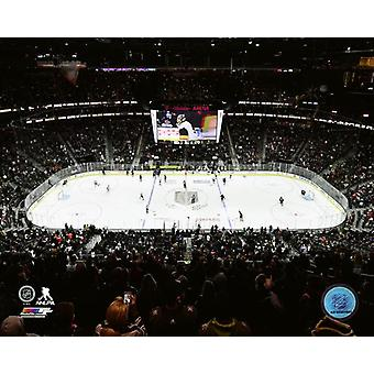 Anaheim Ducks v Vegas Golden Knights T-Mobile Arena Photo Print