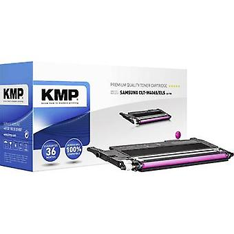 KMP Toner cartridge replaced Samsung CLT-M406S Compatible Magenta 1000 Sides SA-T55