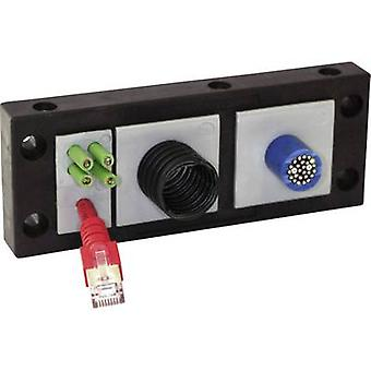 Icotek KEL 24/4 kabel router Polyamide zwarte 1 PC('s)