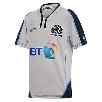 2018-2019 Ecosse remplaçant Replica Rugby Shirt (Kids)