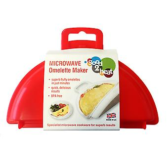 Good2Heat Microwave Omelette Maker