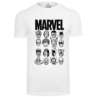 Merchcode shirt - Marvel crew