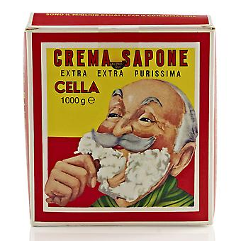 Cella Shaving Soap Block - 1kg