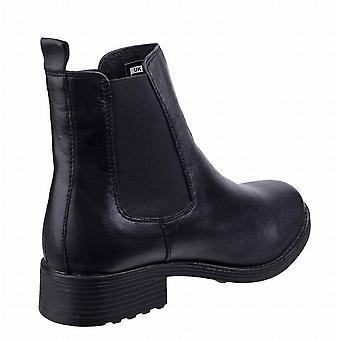 Vloot & Foster Womens/dames Cambridge Waterproof leer Chelsea Boots