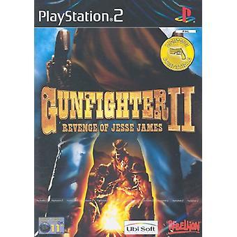 Gunfighter II Rache von Jesse James - Neu