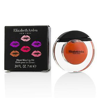 Elizabeth Arden lutter kys læben olie - # 03 Coral kærtegne - 7ml/0,24 oz