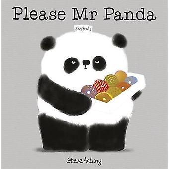 Please Mr Panda - Board Book by Steve Antony - 9781444933789 Book