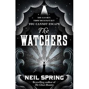 Overvågere af Neil forår - 9781784290634 bog