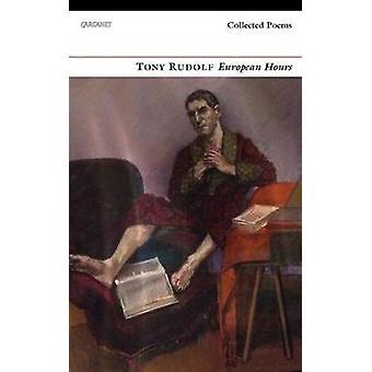 Horas europeias - poemas coletados por Anthony Rudolf - livro 9781784102081