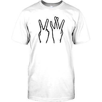 VW Dub Ente - Volkswagen inspirierte Herren-T-Shirt