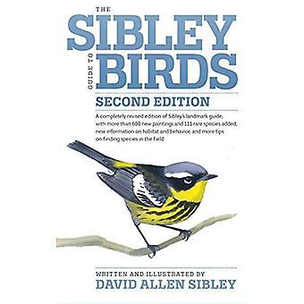 Le Guide Sibley pour oiseaux