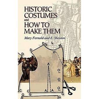 Historiallisia pukuja ja miten ne
