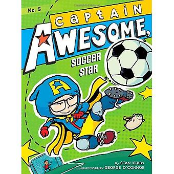 Capitaine Awesome, Star du football (Captain Awesome