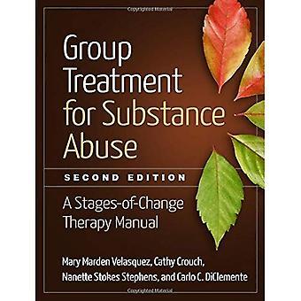 Behandeling voor Substance Abuse, 2e groep: een stadia-van-Change Therapy-handleiding