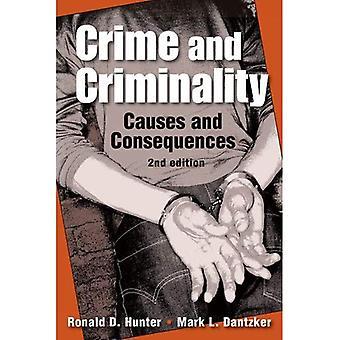 Brottslighet och kriminalitet