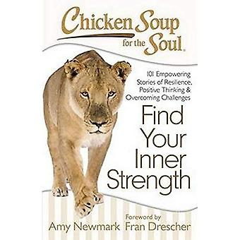 Chicken Soup for the Soul: Find Your Inner Strength: 101 Empowering Stories of Resilience, Positive Thinking,...