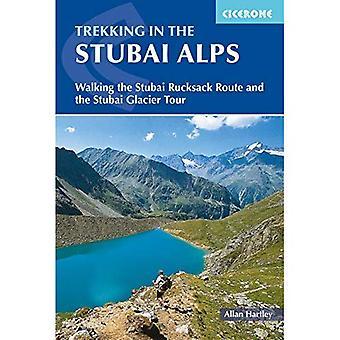 Trekking i Stubai-Alperna