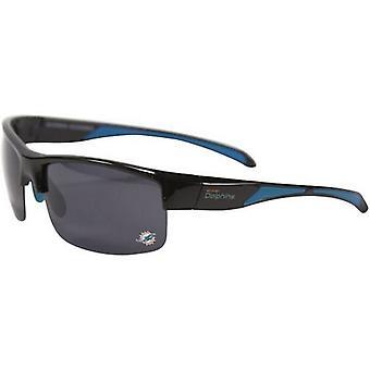 Miami Dolphins NFL Polarized Blade Sunglasses