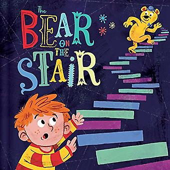 The Bear on the Stair [Board book]