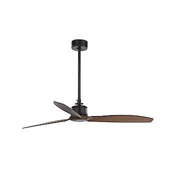 Faro - bare Fan middels svart takvifte med / uten lys FARO33395