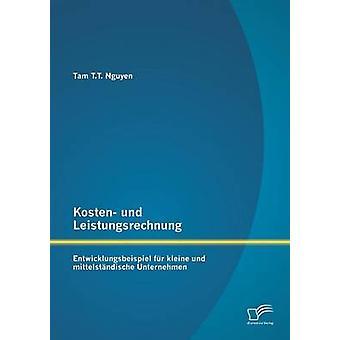 Kosten Und Leistungsrechnung Entwicklungsbeispiel fourrure Kleine Und Mittelstandische Unternehmen par Nguyen & Tam T. T.
