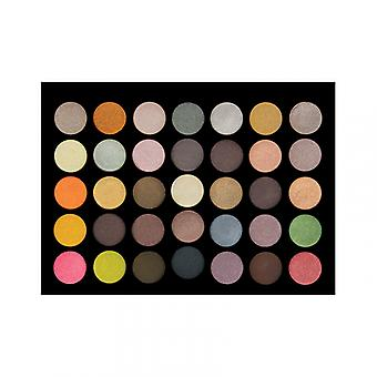 35 Colour Metal Madness Eyeshadow Palette