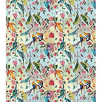 Craft Consortium A Little Birdy Decoupage Papers