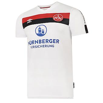 2019-2020 Nurnberg Away Football Shirt