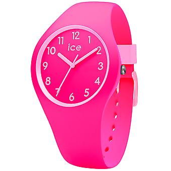 Ice Wave Kids Quartz Analog Child Watch with Silicone Bracelet IC014430