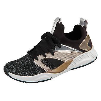 Skechers glans status 84853BKRG Kids schoenen