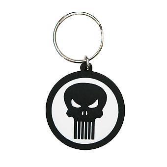 Punisher Logo avaimenperä