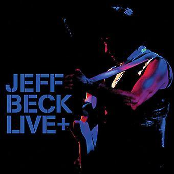 Jeff Beck - Live + [CD] USA importeren