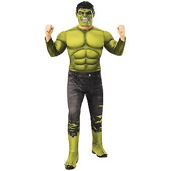 Mænd Hulk kostume-Avengers: Endgame