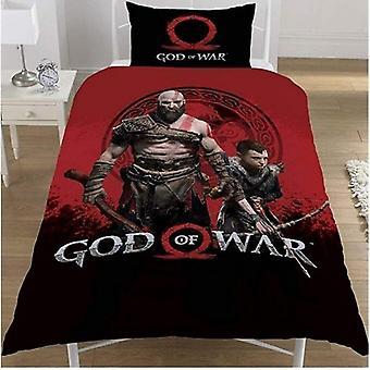 God Of War Warriors Duvet Set