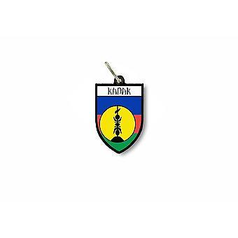 الباب مفتاح جمع العلم الرئيسية الجديدة kanaky caledonie